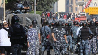 اللبنانيون يواجهون سطوة مفرطة من أجهزة الأمن.