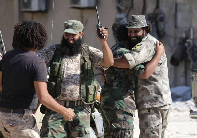 حفتر هاجم دعم تركيا لحكومة الوفاق الوطني الليبية