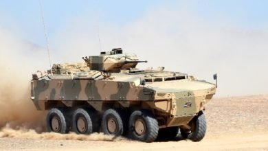 صورة تركيا تسلم سلطنة عمان مدرعات عسكرية