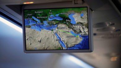"""صورة تغريدات ناقدة.. """"الأجواء السعودية تُفتح للإسرائيليين وتغلق للمسلمين"""""""