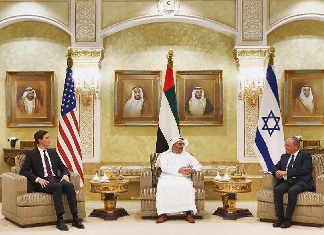 نتنياهو دعا وفدصا إماراتيًا لزيارة إسرائيل