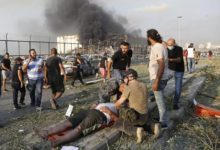 "Photo of ""لحظة تضامن الأخ مع أخيه"".. حملة قطرية لـ إغاثة لبنان"