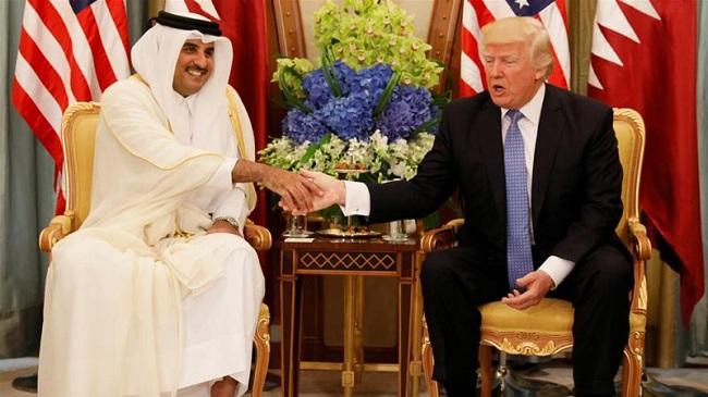 سيلز سيناقش مشاركة قطر الفعالة في التحالف الدولي لدحر تنظيم الدولة