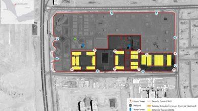 مركز احتجار المهاجرين في جازان في السعودية