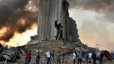 صورة مؤتمر دولي عاجل الأحد لدعم لبنان بعد انفجار بيروت