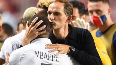 باريس سان جيرمان إلى نصف نهائي دوري أبطال أوروبا