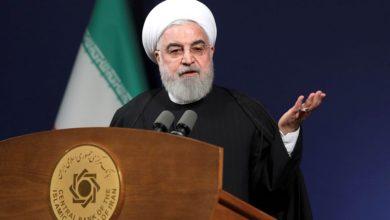 """Photo of روحاني: تطبيع الإمارات مع إسرائيل """"خطأ فادح"""""""