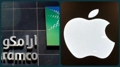 آبل تزيح أرامكو وتصبح الشركة الأكثر قيمة في العالم