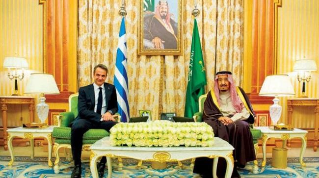 وثيقة: تصعيد سعودي ضد تركيا في المتوسط وليبيا وتقارب مع اليونان