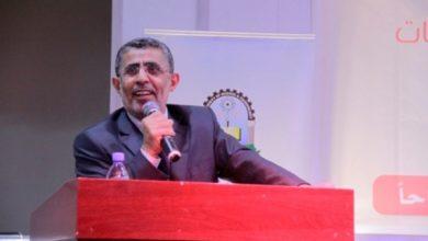 الدكتور حميد محمد عقلان رئيس جامعة العلوم والتكنولوجيا اليمنية المعتقل في السجون الحوثية