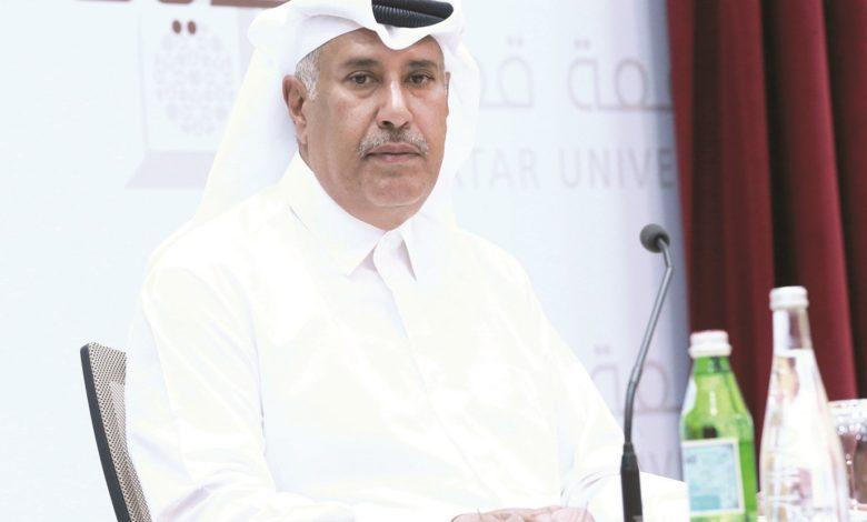 """حمد بن جاسم يتحدث عن """"أخبار لا تبعت على الطمأنينة"""" في السعودية"""