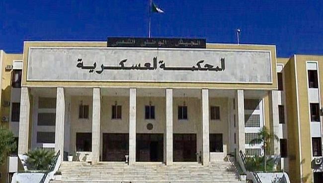 اتهام مسئولين عسكريين في الجزائر بالخيانة العظمى