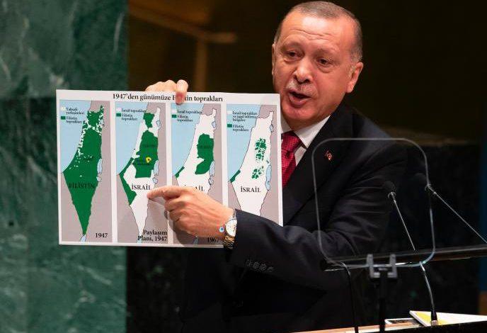 هجوم حاد من تركيا على الإمارات بعد اتفاق التطبيع مع إسرائيل