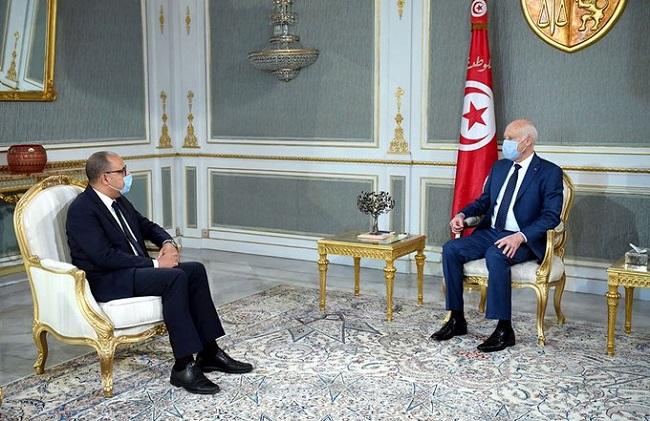 المشيشي يبحث تشكيل الحكومة التونسية