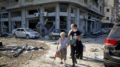 صورة تقرير: منظمات أممية تتداعى لتوفير الإغاثة العاجلة بعد انفجار بيروت