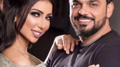 محمد الترك يدعم زوجته دنيا بطمة