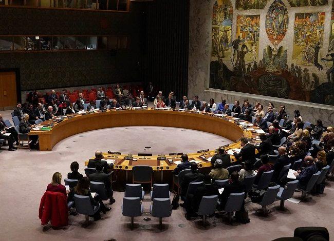 مجلس الأمن يرفض مشروع قرار تمديد الحظر على إيران