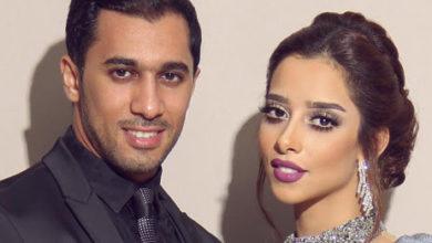 بلقيس تنشر مقاطع فيديو من احتفالها بعيد ميلاد زوجها
