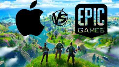 """صورة """" آبل قدمت بيانات كاذبة """" … هذا ما قالته شركة Epic Games"""