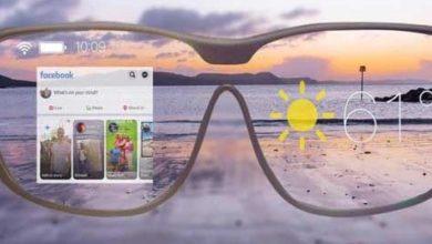 صورة أعلنت فيسبوك عن أول نظارة ذكية AR وحددت موعد الإطلاق