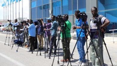 انتقادات لحرية الإعلام في الصومال