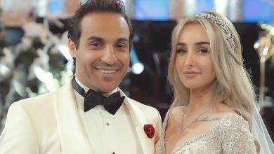 أحمد فهمي و هنا الزاهد في ذكرى زواجهما الأولى