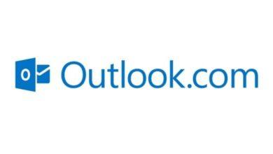 صورة تحديث جديد لتطبيق Outlook على نظامي iOS و Android