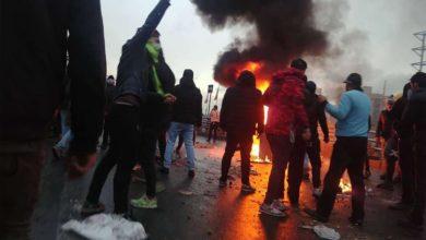 """صورة بينها الاغتصاب.. """"العفو الدولية"""": إيران عذبت المتظاهرين بشدة"""