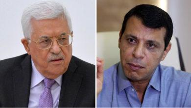 حركة فتح: الإمارات قد تلعب دورًا في عزل عباس لصالح دحلان