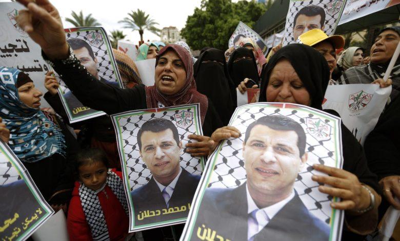 """ممول من الإمارات.. الرئيس الفلسطيني يصدر توجيهات """"صارمة"""" لملاحقة أنصار محمد دحلان"""