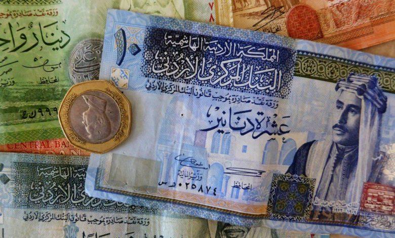 الأردن: انخفاض تحويلات المغتربين 9.8٪