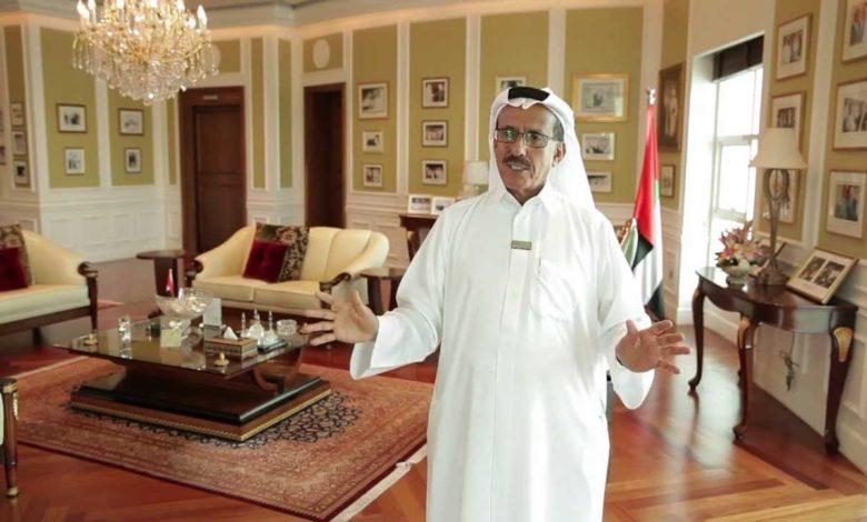 مؤسس مجموعة الحبتور خلف أحمد الحبتور