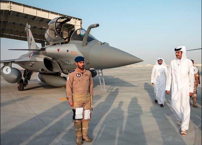 مسؤول أمريكي يأمل تسمية قطر كحليف رئيسي من خارج الناتو