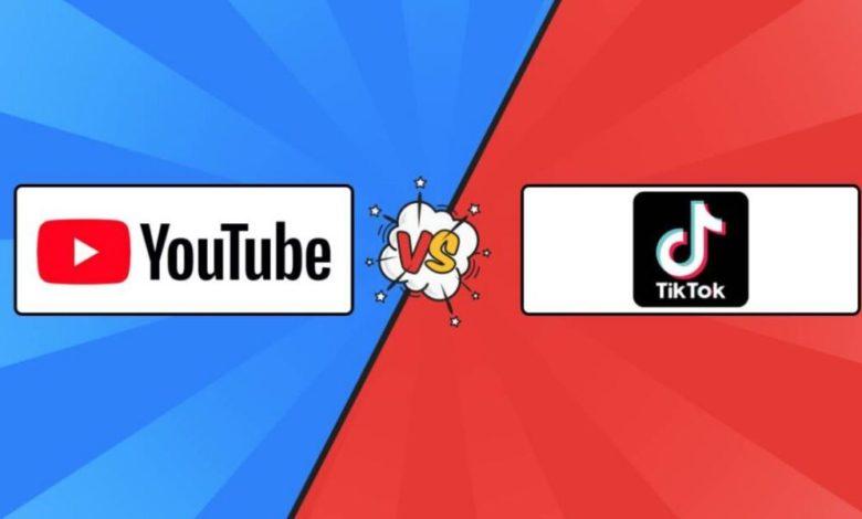 يوتيوب تطلق رسمياً خدمة Shorts تنافس بها تيك توك