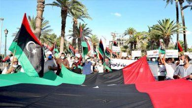 صورة الاحتجاجات تتواصل شرق ليبيا لليوم الثالث.. وحكومة الشرق تستقيل