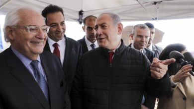 صورة السفير الأمريكي في إسرائيل: ضم الضفة الغربية تأجل لعام ولم يلغ