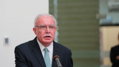صورة فلسطين تتخلى عن رئاسة مجلس جامعة الدول العربية
