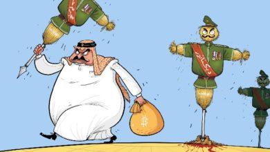 رسم الكاريكاتير سلاح يهدد المفسدين والطغاة