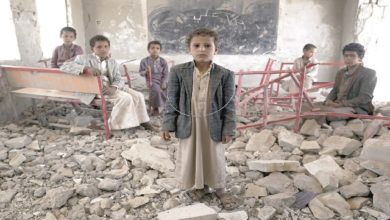 2000 يومٍ من حرب السعودية على اليمن