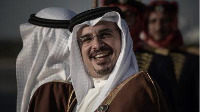 صورة ولي عهد البحرين باتصال هاتفي مع نتنياهو: السلام يرسخ الاستقرار