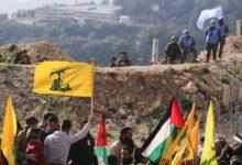صورة صحيفة: لبنان تقترب من توقيع اتفاق تطبيع مع إسرائيل