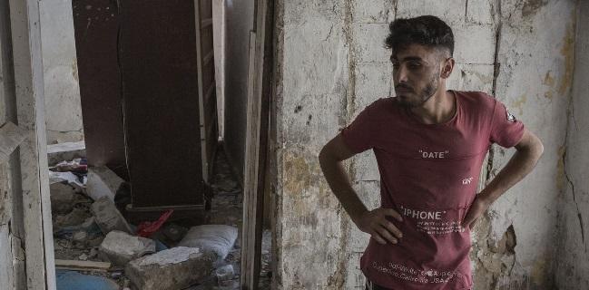 تفجير ميناء بيروت يزيد مأساة مليون لاجئ سوري