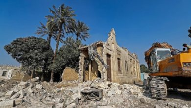 الغضب المتزايد إثر هدم المنازل في مصر