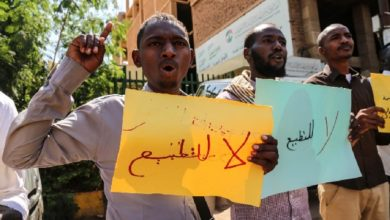 صورة كيف أغرت أمريكا والإمارات دولة السودان للجري وراء التطبيع ؟