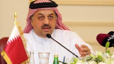 صورة وزير الدفاع القطري يكشف خطة دول الحصار لغزو قطر