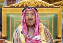 صورة وفاة أمير الكويت
