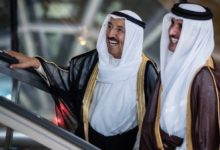 صورة الأمير الراحل .. الوسيط الحكيم في أزمة الخليجيين