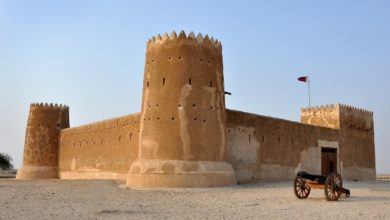 صورة حديقة تروي قرنًا من حياة قطر