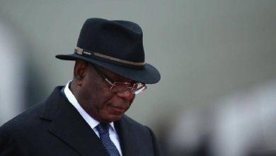 صورة رئيس مالي المخلوع يغادر بلاده إلى الإمارات