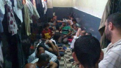 صورة السجون المصرية .. وفاة 3 معتقلين في 24 ساعة